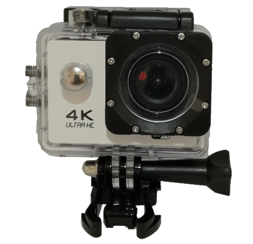 Action camera full HD 4K met Wifi