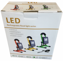 LED lamp, floodlight, bouwlamp, buitenlamp 10 WATT IP65 helder wit licht BL-10W