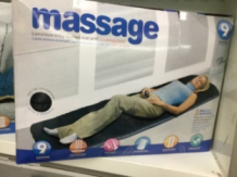 Massage matras