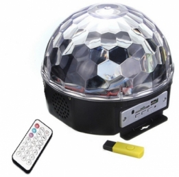 Crystal magic ball licht / disco ball / disco lamp