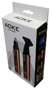 Neus trimmer Aoke AK-2088 2 in 1