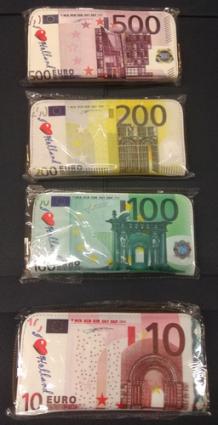 Portemonnee 10 Euro.Portemonnee Euro Biljet Diverse Valuta Allstock Uw Partij En